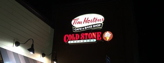 Tim Hortons is one of Sunjay 님이 좋아한 장소.