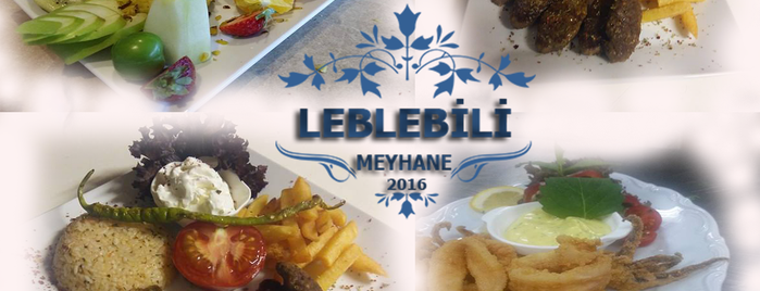 Leblebili Meyhane is one of Restoranlar.