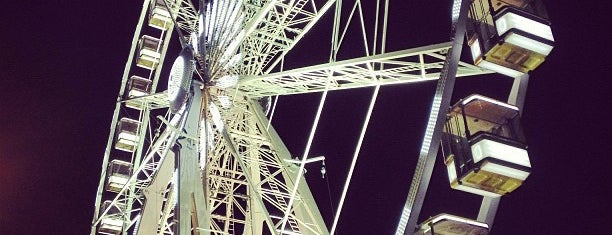 Grande Roue de Paris is one of Must-Visit ... Paris.