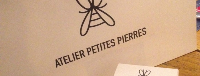 atelier petites pierres is one of civar.
