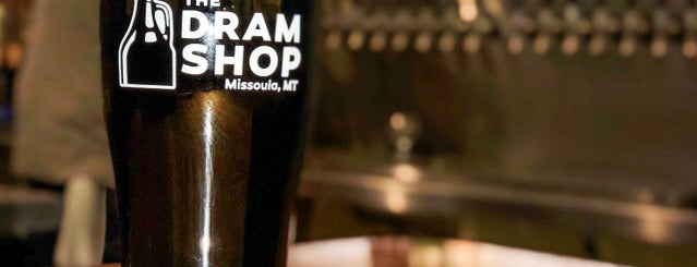 The Dram Shop is one of CraftBeer.com's Best Craft Beer Bar in Every State.
