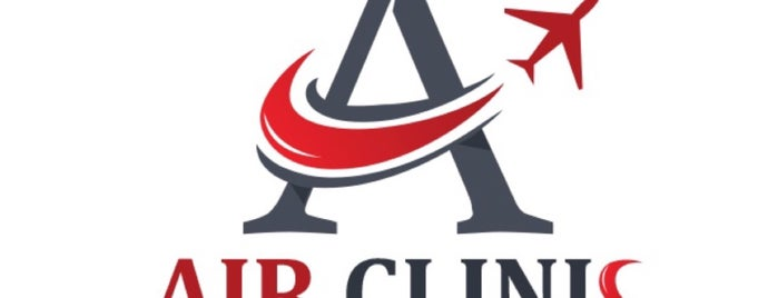 Air Clinic Genel Müdürlük is one of สถานที่ที่ Galip ถูกใจ.