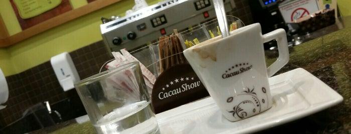 Cacau Show is one of *****Beta Clube*****.