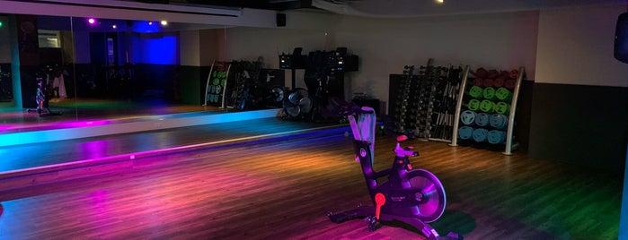 Kensho Premium Fitness is one of Goran: сохраненные места.