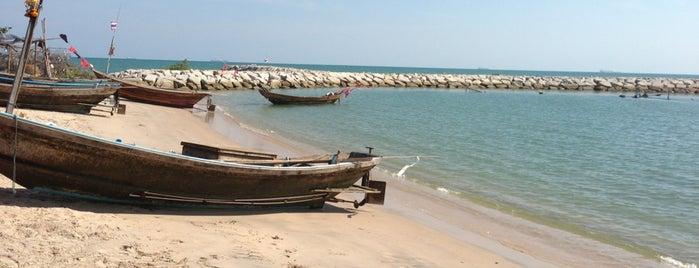 หาดสุชาดา is one of Guide to the best spots in Rayong|ท่องเที่ยวระยอง.