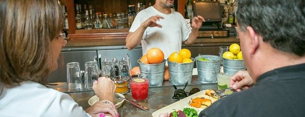 Mateo Granados Cucina Latina is one of Favorite Spots for Margaritas Around the Bay Area.