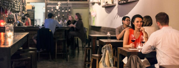 Internos Wine Cafe is one of Wine Bars Where You Should Be Sipping.
