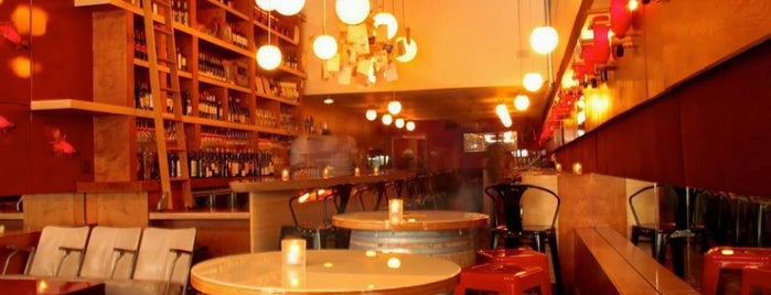 Amelie is one of Wine Bars Where You Should Be Sipping.
