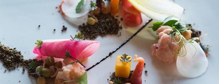 1601 Bar & Kitchen is one of 2015 SF Bay Area Michelin Bib Gourmand.