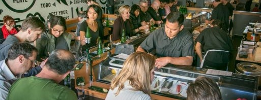 ICHI Sushi + NI Bar is one of The San Franciscans: Mission.
