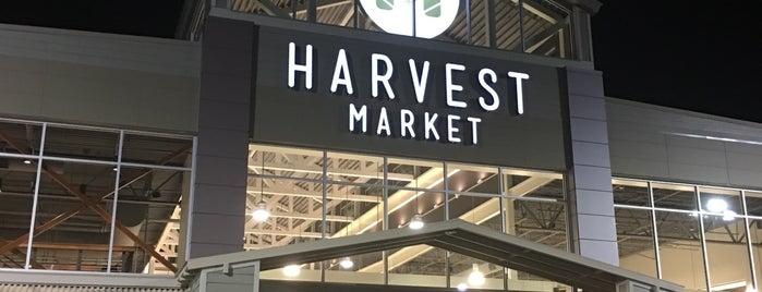 Harvest Market is one of Locais curtidos por Julie.
