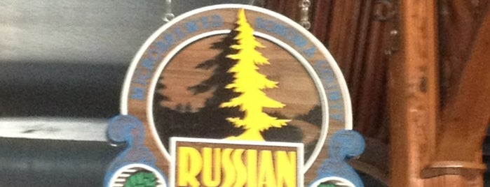 Russian River Brewing Company is one of West Coast Breweries.