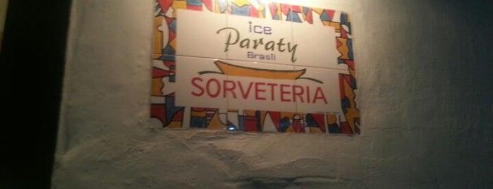 Ice Paraty Brasil is one of สถานที่ที่ Mariana ถูกใจ.