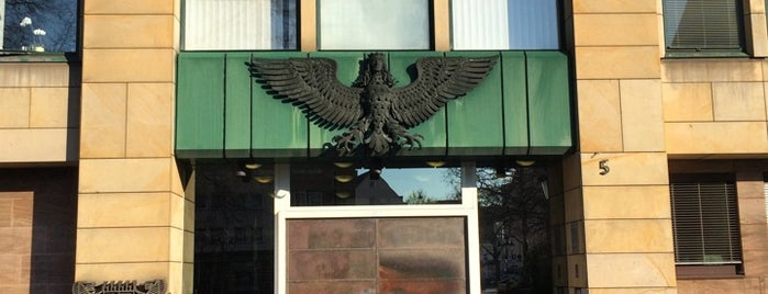 Polizeipräsidium Mittelfranken is one of 83さんのお気に入りスポット.
