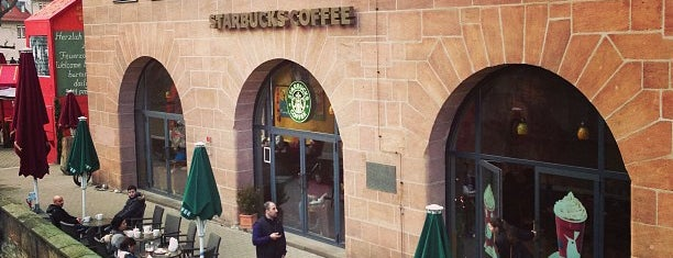Starbucks is one of Nuremberg4sq.