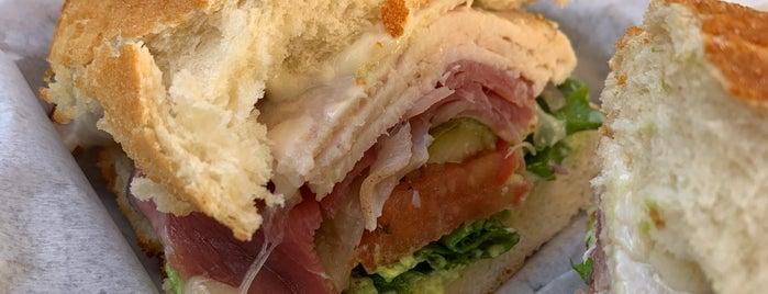The Sandwich Spot is one of Tempat yang Disukai David.