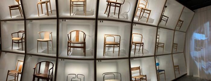 Designmuseum Danmark is one of สถานที่ที่ David ถูกใจ.