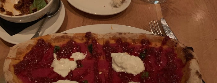 Obica Mozzarella Bar Pizza e Cucina is one of สถานที่ที่ David ถูกใจ.