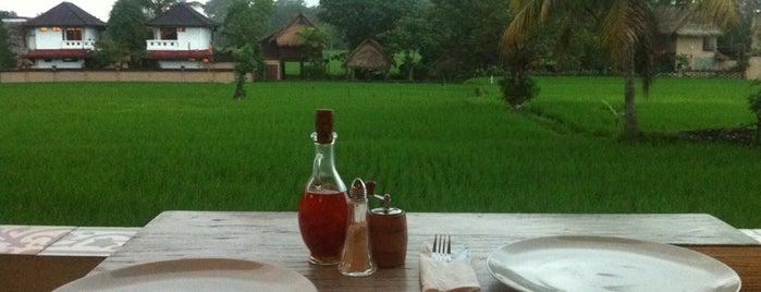 Cafe Marzano is one of Ubud.