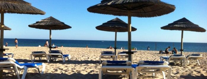 Praia da Restinga is one of Algarve Top-10.