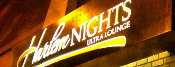 Harlem Nights Lounge is one of Da Spot's.