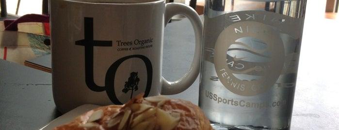 Trees Organic Coffee is one of Posti che sono piaciuti a Michelle.