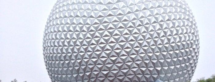 Spaceship Earth is one of Must See Disney.