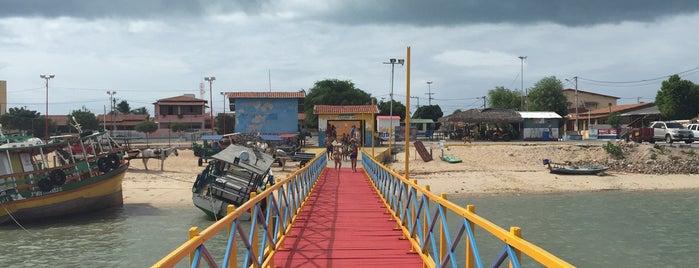 Galinhos is one of Viagem da Ana à Natal.