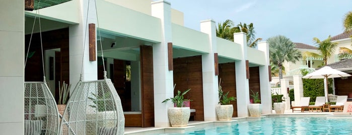 The Shore Club Turks & Caicos is one of Turks & Caicos.
