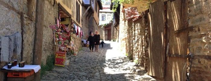 Cumalıkızık is one of Gezilecek Yerler ve Müzeler.