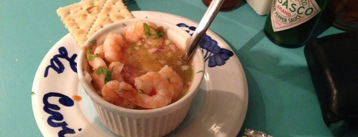 La Cevicheria is one of Locais curtidos por Raul.