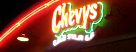 Chevys Fresh Mex is one of PXP.