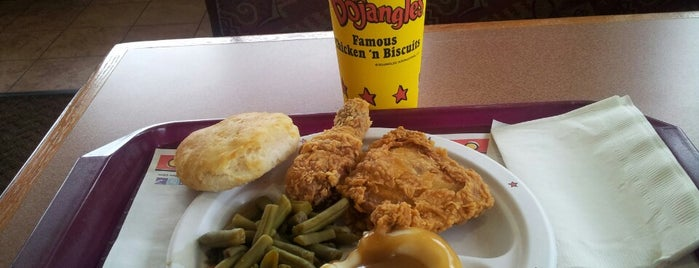 Bojangles' Famous Chicken 'n Biscuits is one of My trip to Florida.
