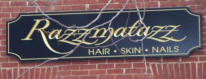 Razzmatazz is one of Lieux qui ont plu à Den.