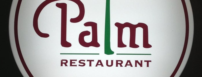 The Palm Orlando is one of RESTAURANTS II.