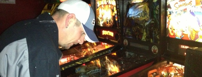 Dorky's Arcade is one of Pinball Destinations.
