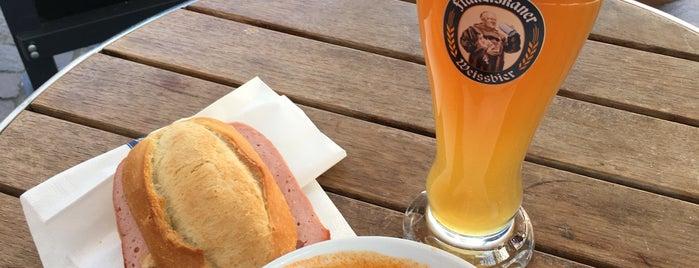 Ebert's Suppenstube is one of Frankfurt 2016.