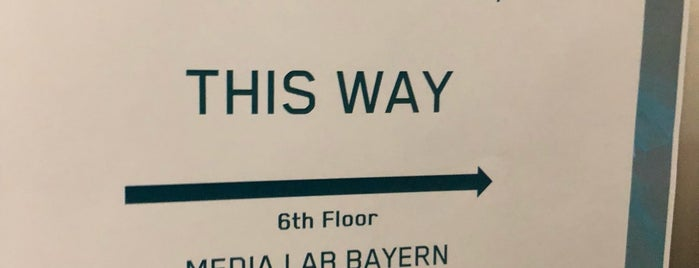 Media Lab Bayern is one of Coworking.