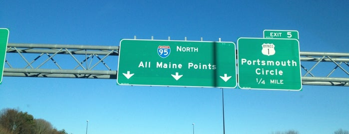 New Hampshire is one of My States.