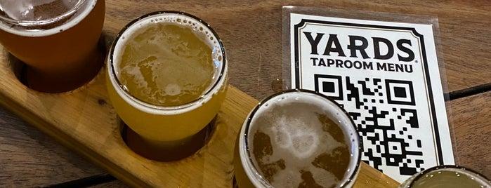 Yards Brewing Company is one of Posti salvati di Rachel.