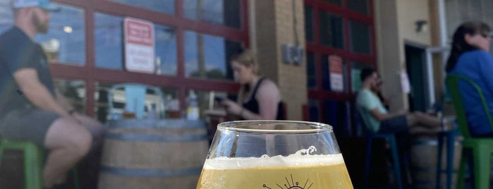 Zebulon Artisan Ales is one of Asheville.