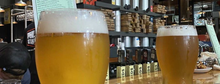 Yards Brewing Company is one of Philadelphia.