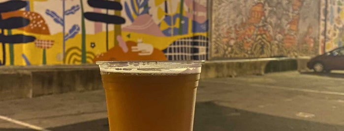 Love City Brewing is one of Philly ideas.