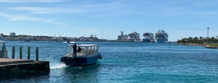 Ferry To Paradise Island is one of Ico : понравившиеся места.