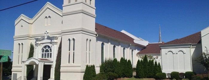 Friendship Baptist Church is one of Tempat yang Disukai Aubrey Ramon.