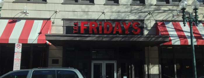 TGI Fridays is one of Posti che sono piaciuti a Fernando.