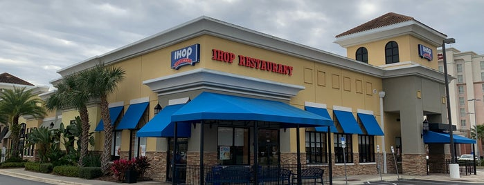IHOP is one of Orlando.