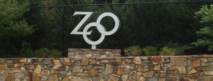 Little Rock Zoo is one of Aquariums & Zoos.