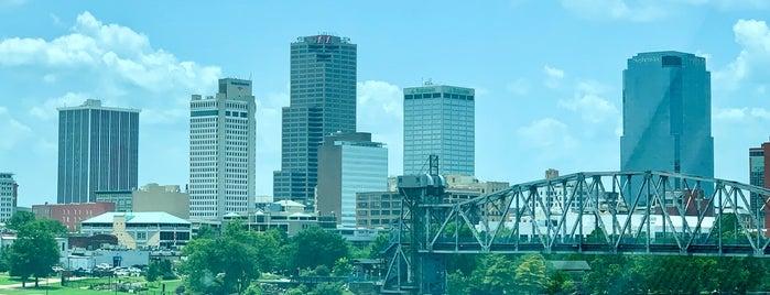 Downtown Little Rock is one of Mark 님이 좋아한 장소.