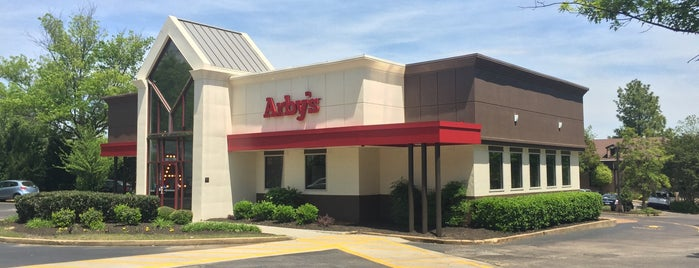 Arby's is one of Grahamさんのお気に入りスポット.